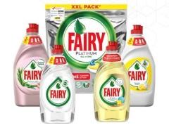 Уроки чистоты: Fairy представляет коллекцию средств для ухода за посудой