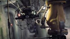 Промышленный квадрокоптер Elios 2 обследовал электростанцию ДТЭК