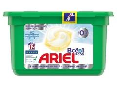 Новый уровень заботы: капсулы Ariel PODs «Всё в 1» для чувствительной кожи