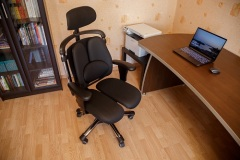 Обзор ортопедического кресла Harachair Nietzsche