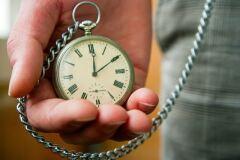 Узнать сколько времени с помощью онлайн-часов