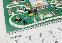 Как сделать календари эффективным маркетинговым инструментом