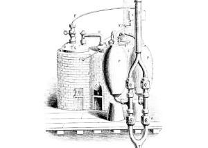 Томас Севери получил патент на первую в мире паровую машину