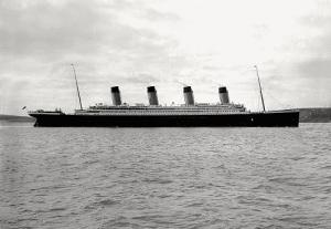 Состоялся суд по делу о катастрофе лайнера «Титаник»