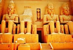 В Египте открыта уникальная древнеегипетская гробница с захоронениями фараонов