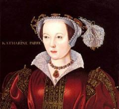 Генрих VIII женился на Екатерине Парр