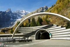 Торжественно открыт туннель под высочайшей горой Западной Европы – Монбланом
