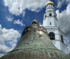 Императрица Анна Иоанновна подписала указ об отливке Большого Успенского колокола (Царь-колокола)