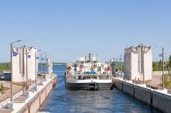 Состоялось официальное открытие Волго-Донского канала