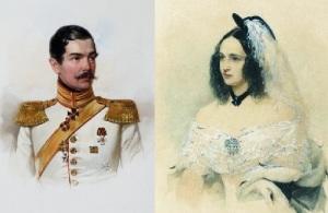 Вдова Александра Пушкина Наталья Николаевна обвенчалась с Петром Ланским