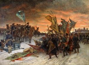 Началась Северная война между Россией и Швецией
