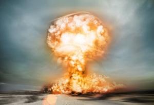 В СССР состоялось испытание первой атомной бомбы