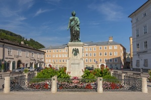 В Зальцбурге (Австрия) открылся фестиваль театрального искусства