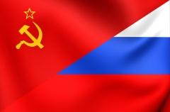 Чрезвычайная сессия Верховного Совета РСФСР постановила считать официальным символом России красно-сине-белый флаг (триколор)