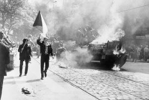 ввод войск стран варшавского договора в чехословакию