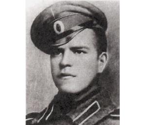 В русскую армию принят 18-летний Георгий Жуков – будущий Маршал Советского Союза