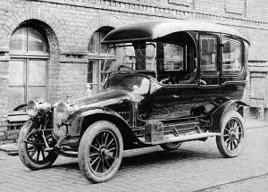 Выпущен первый серийный автомобиль российского производства