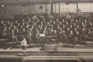 Первый концерт дал Лондонский симфонический оркестр