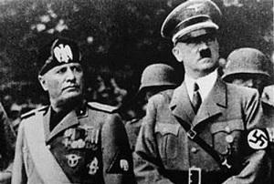 Италия вступила во Вторую мировую войну на стороне Германии