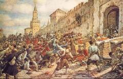 В Москве начался «соляной бунт»