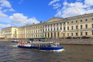 В Санкт-Петербурге учрежден институт Святой Екатерины для благородных девиц