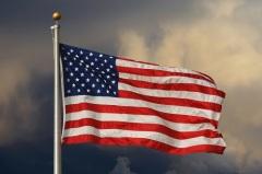 Американский флаг фото r l hausdorf