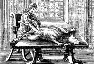 Проведено первое в истории успешное переливание крови человеку