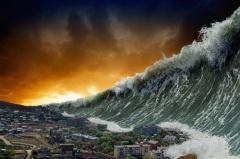 В результате землетрясения и цунами в Японии погибли 27 000 человек