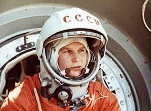 Состоялся космический полет первой в мире женщины-космонавта Валентины Терешковой