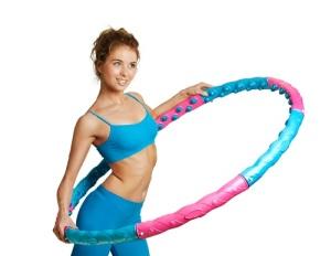 Запатентован гимнастический обруч — Hula-Hoop
