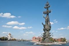 Вышло Постановление Правительства Москвы об установке памятника в ознаменование 300-летия Российского флота