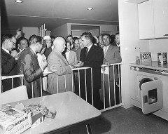 В Москве открылась первая в СССР Американская национальная выставка