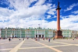 Императрица Елизавета Петровна утвердила проект Зимнего дворца