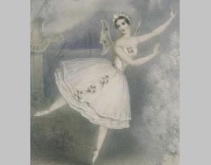 В Париже состоялась премьера балета Адольфа Адана «Жизель»