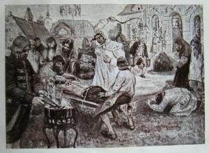 Екатерина II утвердила приговор Салтычихе