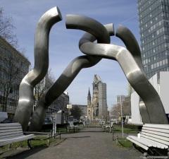 Произошло официальное объединение ФРГ и ГДР