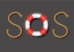Утвержден международный сигнал бедствия на море, известный как «SOS»