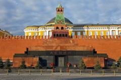 Ликвидирован пост № 1 у Мавзолея Ленина