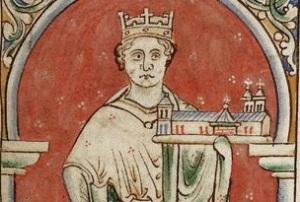 Принц Джон захватил трон Англии
