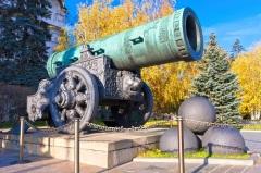 В Московском Кремле создан Пушечный приказ