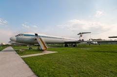 Состоялся первый полет самолета Ил-62 в СССР