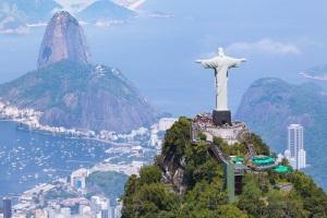 В Рио-де-Жанейро состоялось торжественное открытие статуи Христа Спасителя
