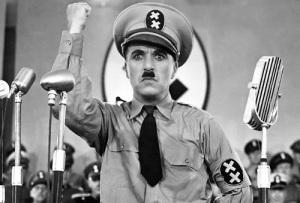 В Нью-Йорке прошла мировая премьера фильма Чаплина «Великий диктатор»