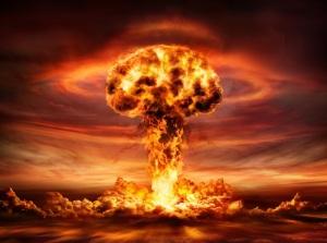 В Китае прошло первое испытание атомной бомбы