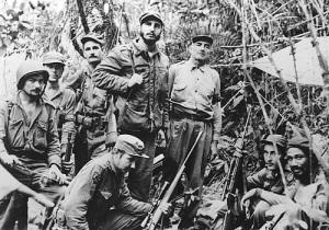Фидель Кастро с отрядом прибыл на Кубу с целью государственного переворота