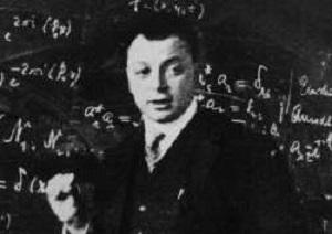 Вольфганг Паули изложил гипотезу о существовании нейтрино (нейтрона)