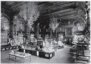 В Москве открылся «Магазин Елисеева и погреба русских и иностранных вин»