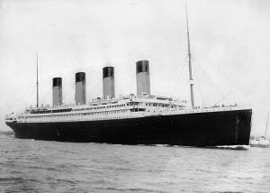 В Атлантическом океане обнаружены обломки лайнера «Титаник»
