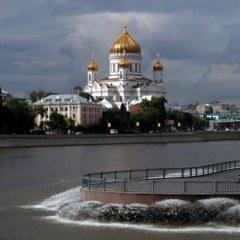 Состоялась закладка Храма Христа Спасителя в Москве в память об Отечественной войне 1812 года