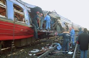 В вагоне поезда Кисловодск - Минеральные Воды совершен теракт
